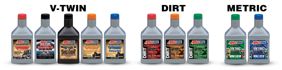 Where to Buy AMSOIL Motorcycle Oil in Canada - OilShop.ca