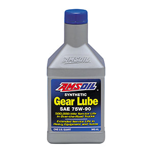 AMSOIL 75W-90 Long Life Synthetic Gear Lube Canada