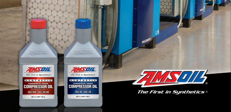 Kaeser Sigma S-460 Compressor Oil Alternative - AMSOIL