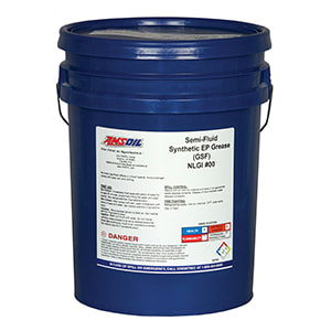 AMSOIL Semi-Fluid 00 Synthetic EP Grease Canada