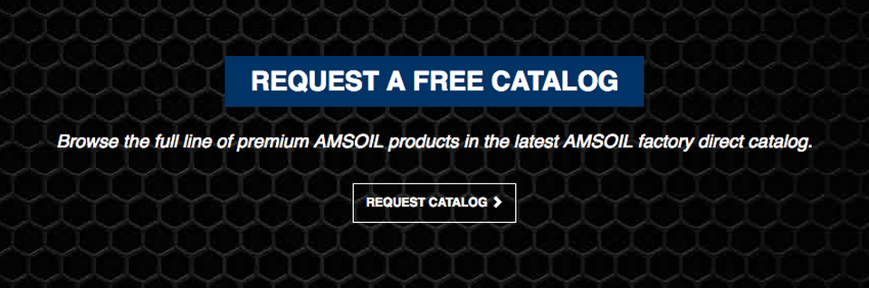 AMSOIL Canada Product Catalogue - Delivered FREE to Creston, BC