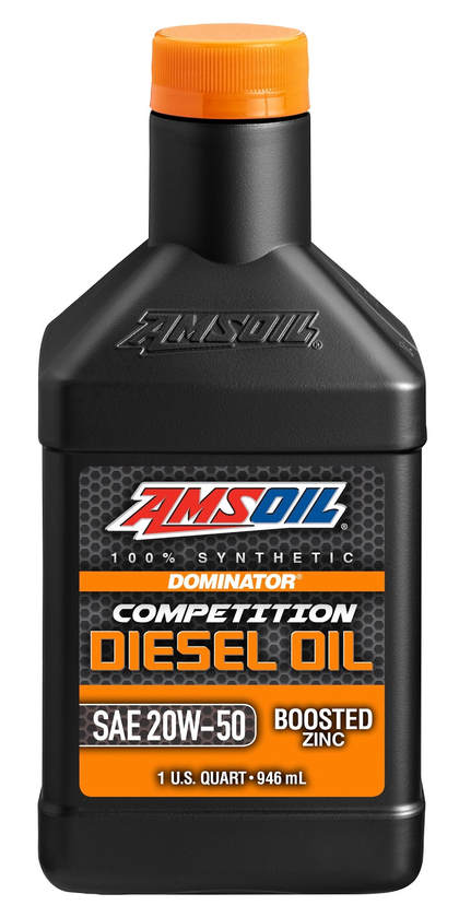 AMSOIL CANADA ANNOUNCES NEW DOMINATOR® COMPETITION DIESEL OIL